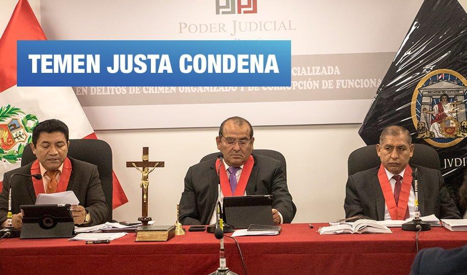Caso Manta y Vilca: abogados de los militares acusados intentan retirar a los jueces del juicio