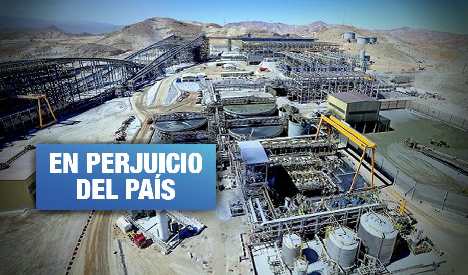 Cerro Verde: Minera dejó de pagar más de US$2 millones de impuestos