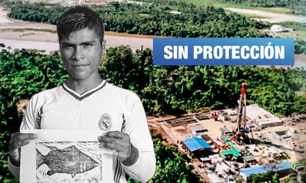 Loreto: Invasores de tierras asesinan a defensor indígena Kukama
