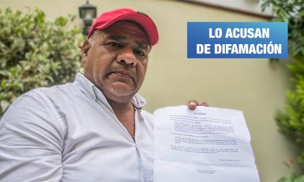 Sodalicio: Demandan a expolicía que denunció apropiación de terrenos en Piura