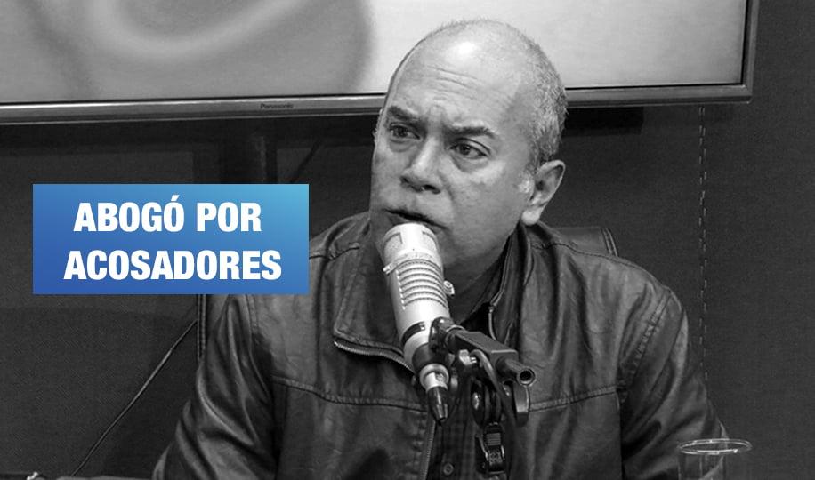 PUCP: Estudiantes y profesores exigen la renuncia del defensor universitario Wilfredo Ardito