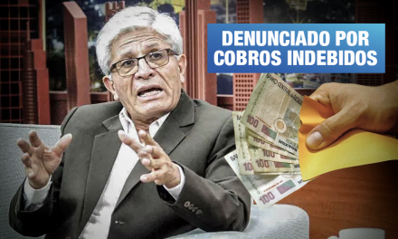 """Extrabajadora denuncia a congresista Jorge Castro por obligarla a pagar """"diezmos"""""""