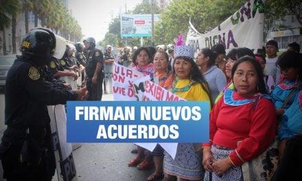 Cantagallo: Comunidad exigió al Ministerio de Vivienda cumplir con proyecto de habilitación