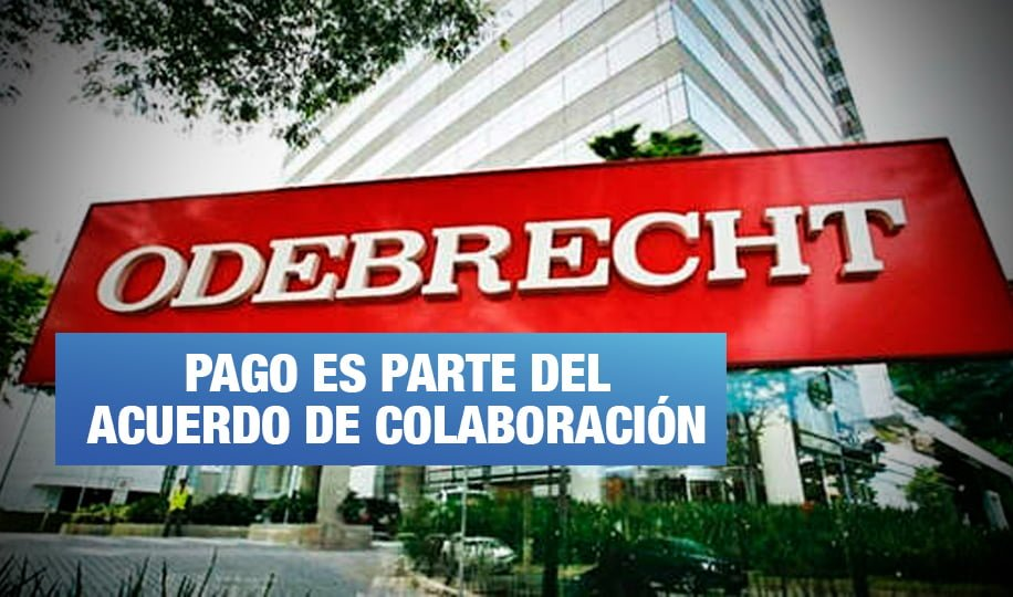 Odebrecht pagó deuda tributaria de S/434 millones a la Sunat