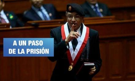 Pleno del Congreso decide hoy sobre la inmunidad parlamentaria de Donayre