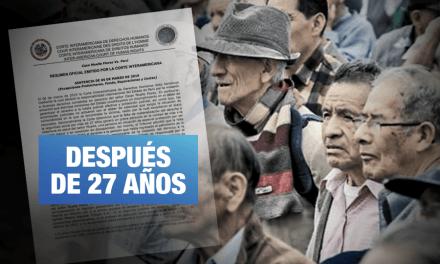 Corte IDH sancionó al Perú por no pagar pensión a un adulto mayor
