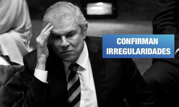 Castañeda Lossio: Contraloría detecta sobrecostos de US$43 millones en obras de Odebrecht