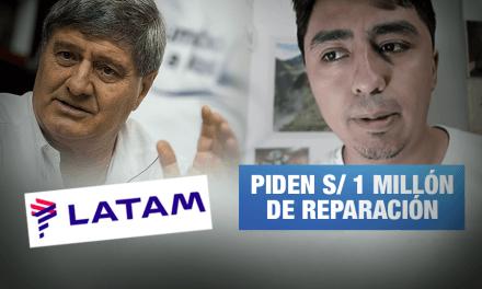 Latam y exvicepresidente de Toledo denuncian a youtuber por difamación