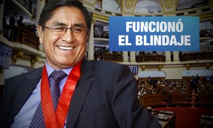 Caso Hinostroza: Congreso favoreció que España no admita delito de organización criminal