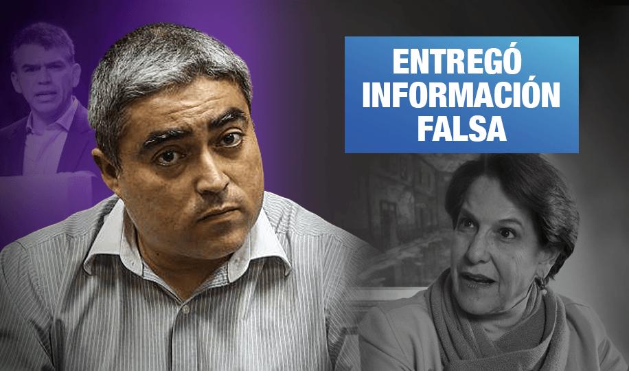 Partido Morado: Personero legal es investigado por corrupción en gestión de Villarán