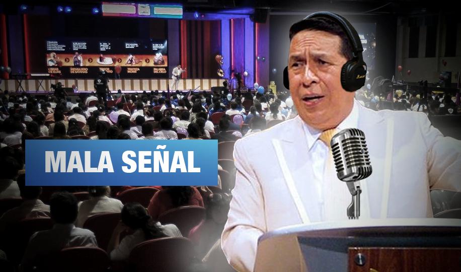 Radio Fe: un medio pagado por los fieles en poder del pastor Santana