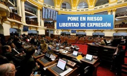 Congreso aprueba propuesta fujimorista que crea el Colegio de Politólogos