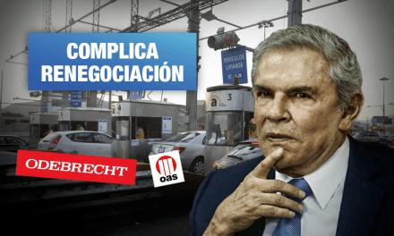 Peajes de Lima: Gestión de Castañeda facilitó que Odebrecht y OAS vendieran acciones
