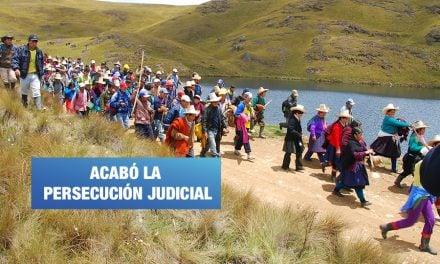 Cajamarca: Absuelven a ronderos tras largo proceso de cinco años