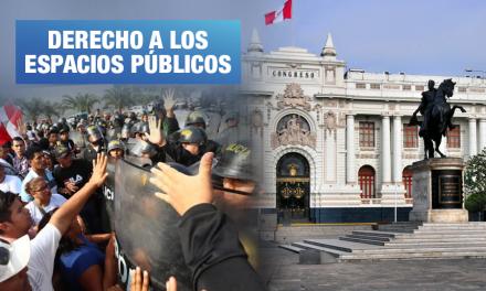 Congresistas piden que acceso a plaza Bolívar sea para todos