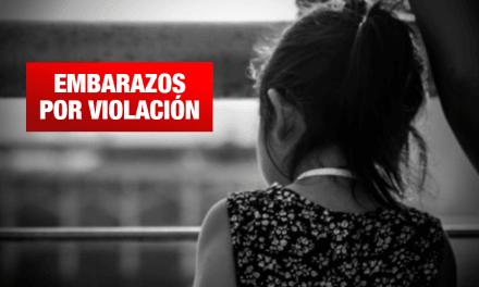Más de 5 mil niñas obligadas a ser madres en los últimos cuatro años