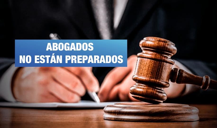 Solo 3 postulantes aprobaron  evaluación de Junta Nacional de Justicia