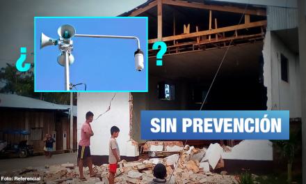 Alerta temprana de sismos requiere S/ 60 millones