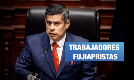 Galarreta nombró 70 trabajadores el último día de su gestión