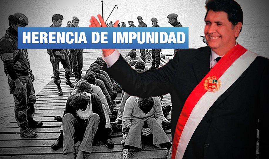 Alan García: huellas de tortura y crimen en su gobierno, por Fabiola Carrión