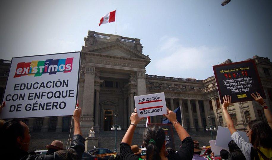 Currículo escolar: crean movimiento ciudadano para defender enfoque de género