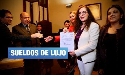 Comisión Lava Jato pagó a cinco asesores más de S/ 1.5 millones