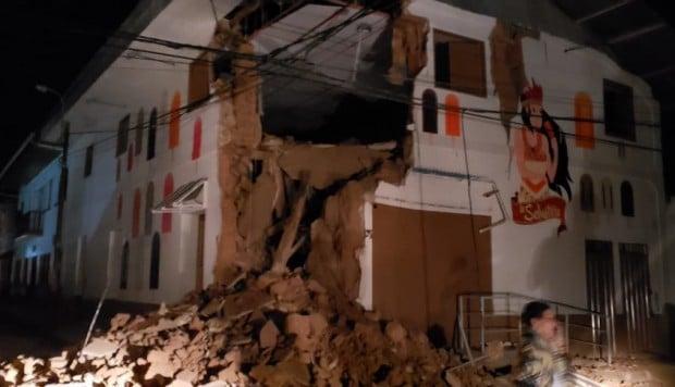 alerta temprana de sismos