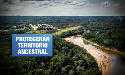 Nueve comunidades indígenas reciben en concesión 45 mil hectáreas de bosques