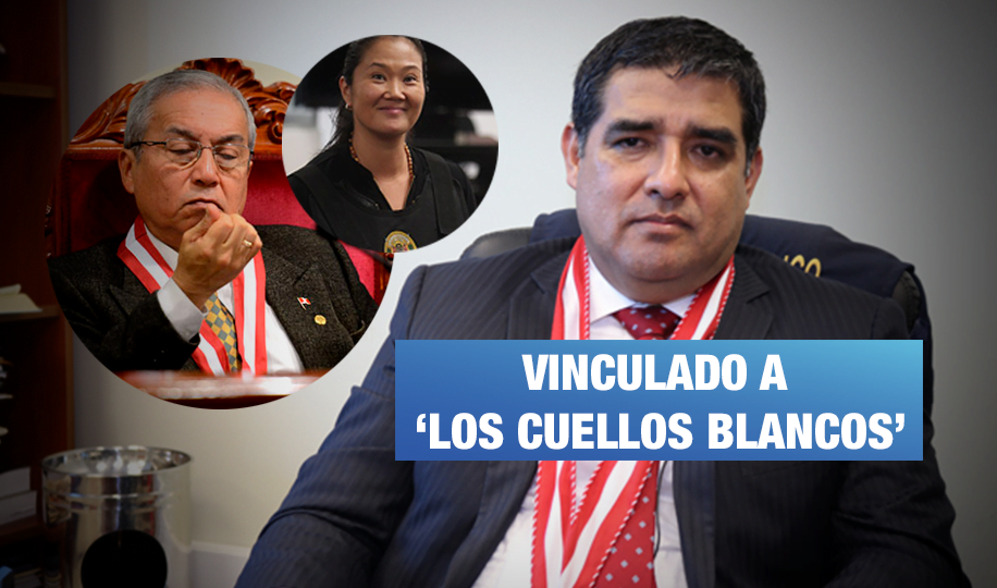 Chávarry votó a favor de cuestionado fiscal que evaluará caso de Keiko Fujimori