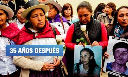 Fiscalía identificó restos de otras dos víctimas del caso Los Cabitos