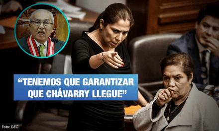 Chat La Botica: Mensajes entre fujimoristas confirman apoyo a Chávarry