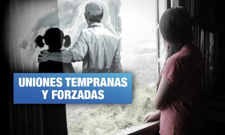 Tres de cada 10 peruanas se unieron a un hombre cuando eran menores de edad