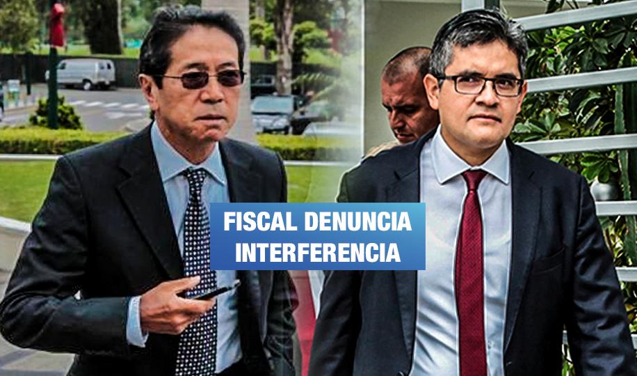 Fiscal Pérez: INPE desobedece mandato judicial de cambiar de penal a Yoshiyama