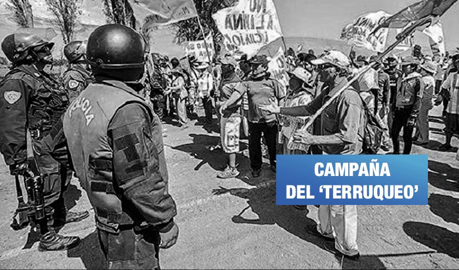 Alerta: Ofensiva del radicalismo pro minero, por Mirtha Vásquez