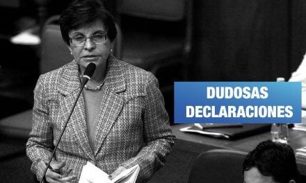 Baguazo: Mercedes Cabanillas se contradice en juicio contra comuneros