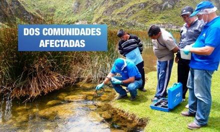 Ancash: derrame de minera en aguas del río Santa se advertían hace 11 meses