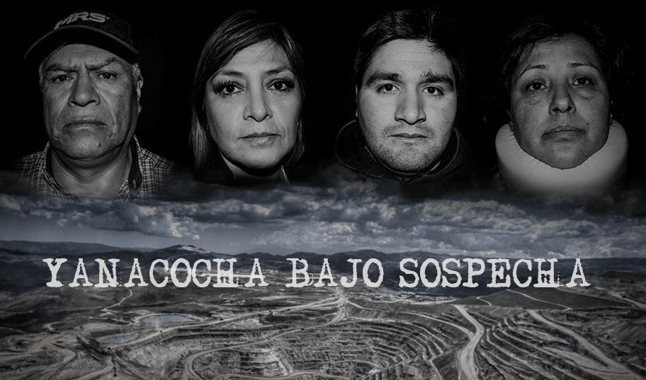 La historia de extrabajadores de Yanacocha que sobreviven a los metales tóxicos