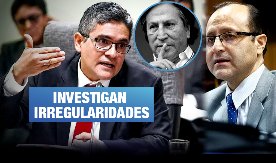 Pérez denuncia inacción de fiscal Hamilton Castro para impedir fuga de Toledo