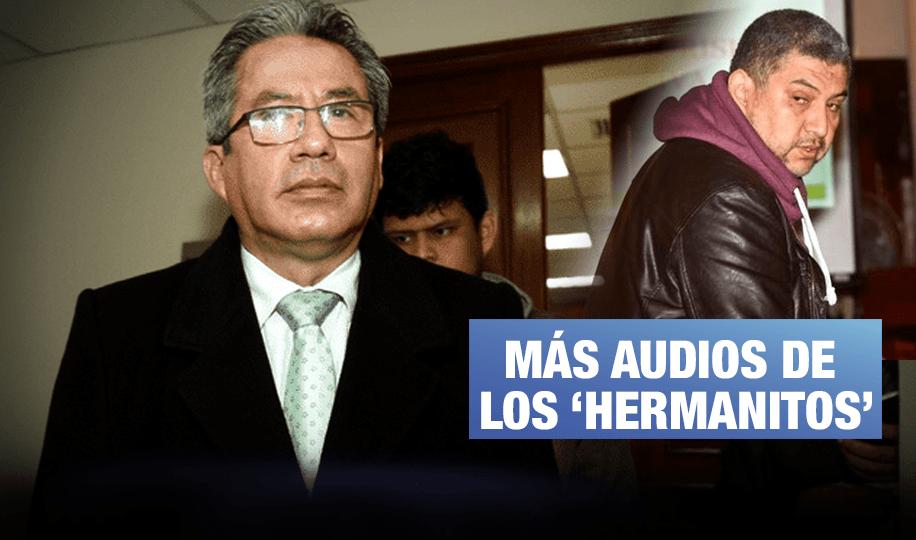Juez que verá anulación de prisión de Keiko tenía vínculos con Walter Ríos