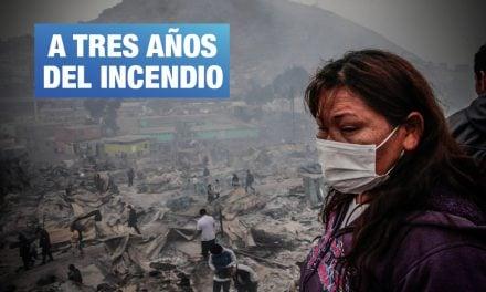 Cantagallo: Retrasan construcción de casas para afectados hasta el 2020