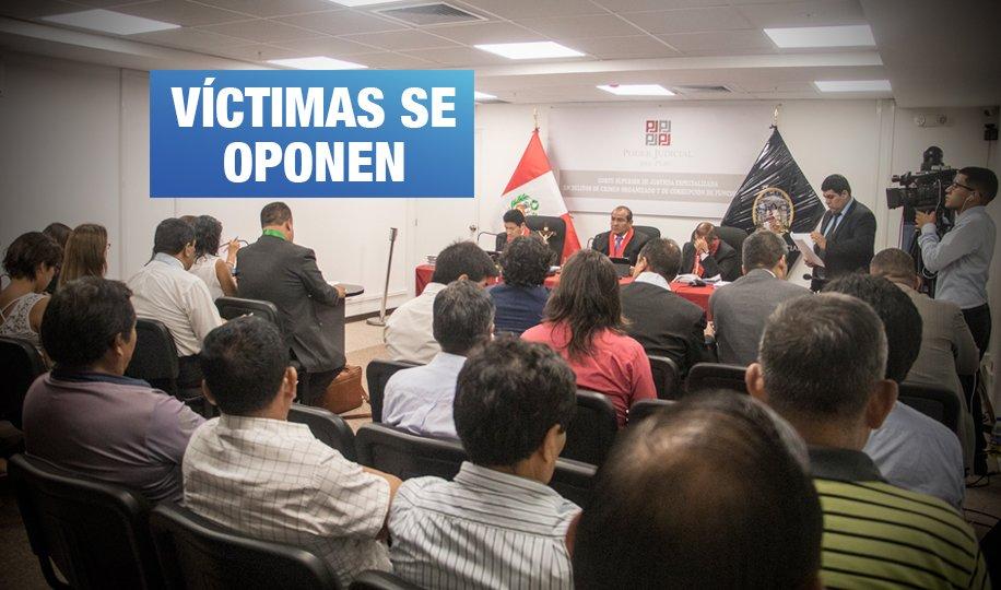 Manta y Vilca: Admiten testigo que tenía 3 años de edad cuando ocurrieron violaciones