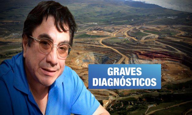 Ricardo Puell: «No existe tratamiento para los metales tóxicos»