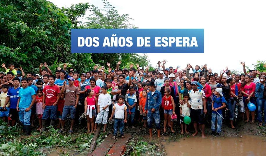 Loreto: Apus exigen a PCM revelar informe de daños por metales y petróleo