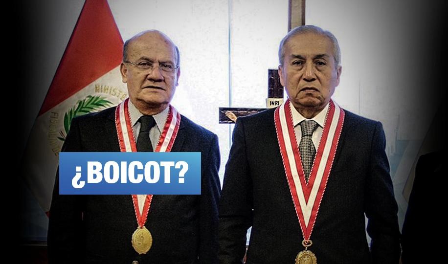 Fiscal nombrado por Chávarry liderará caso Cuellos Blancos
