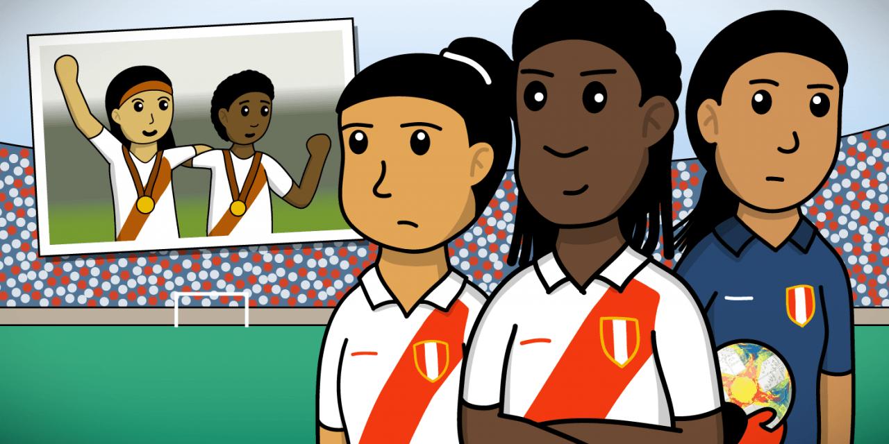 [GRÁFICA] El fútbol de mujeres en el Perú