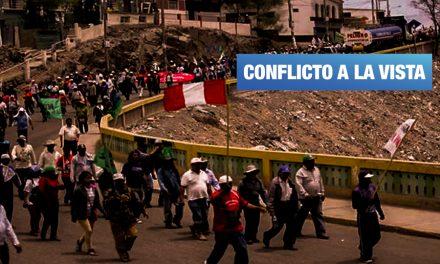 Tía María: agricultores alistan paro indefinido para el 15 de Julio