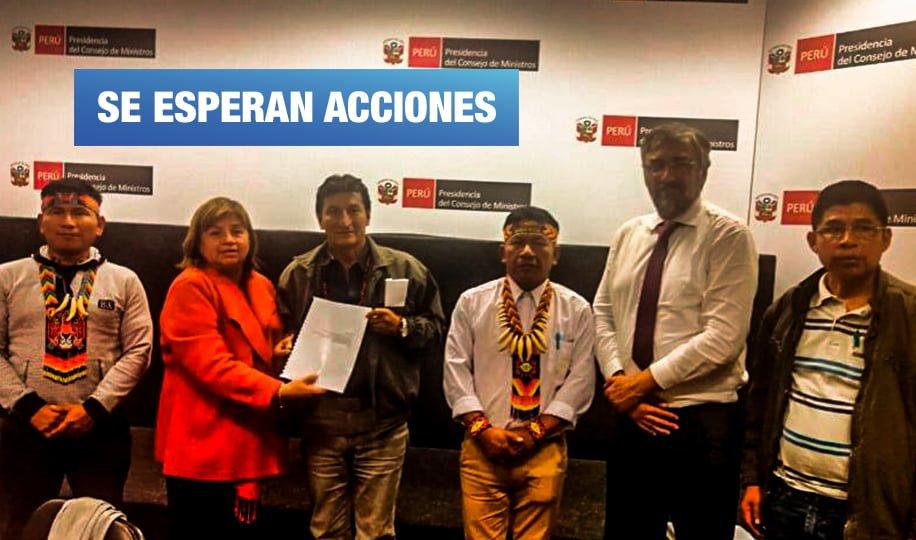 Ministerio de Salud entrega resultados a comunidades indígenas de Loreto afectadas por metales