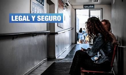 Aborto terapéutico: Sentencia del Poder Judicial garantiza protocolo médico