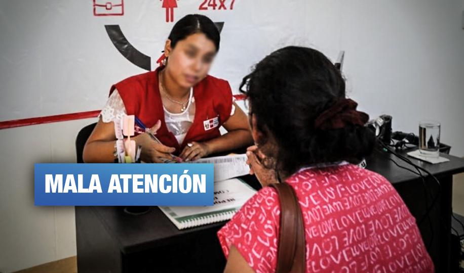 Centros de Emergencia Mujer: 52 locales no atienden casos de feminicidio