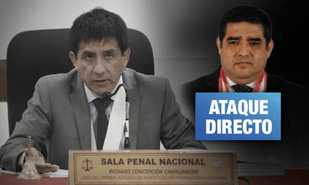 Fiscal que apoya liberación de Keiko abre investigación al juez Carhuancho